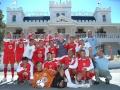 Matjiesfontein Football Team, South Africa, April 2006