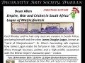 Decorative Arts Society - guest speaker November 2014