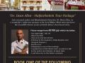 Matjiesfontein Tour Package