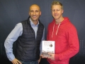 Interview with Gareth Cliff, TV and Radio Personality, Johannesburg August 2015