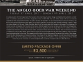 Anglo-Boer War Conference, South Africa, April 2017