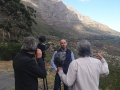 Interview for French TV Channel TV5 Monde, Cape Town, March 2018